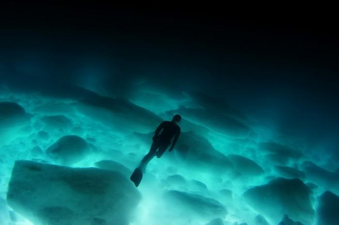 Ai Futaki: Under Ice © by Aaron Wong
