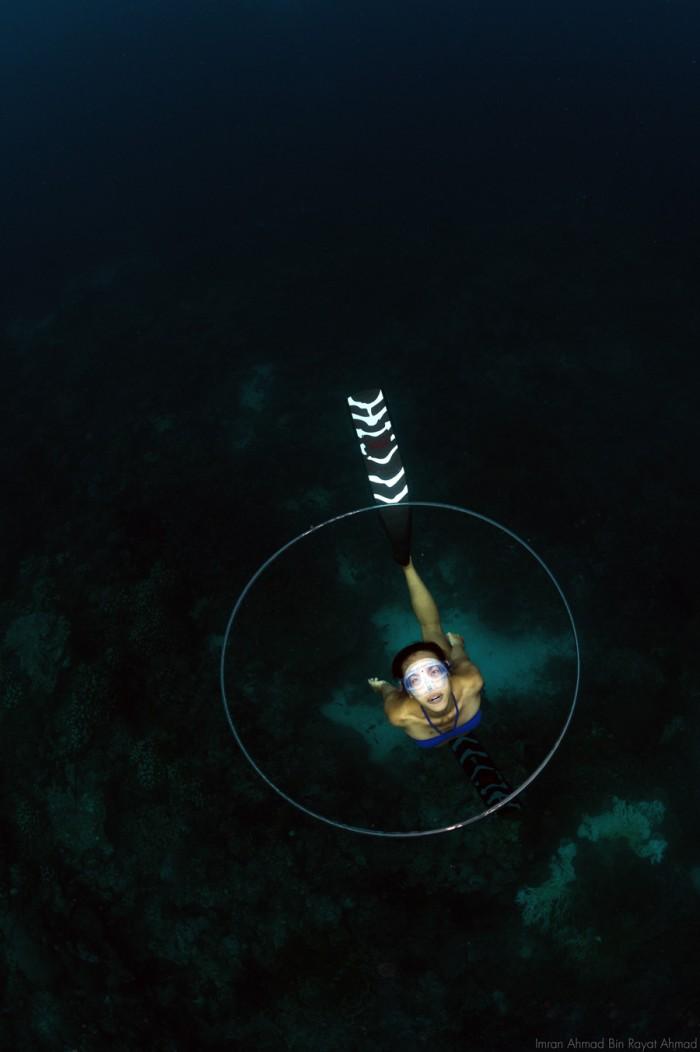 Ai Futaki: Wakatobi Dive Resort © by Imran Ahmad